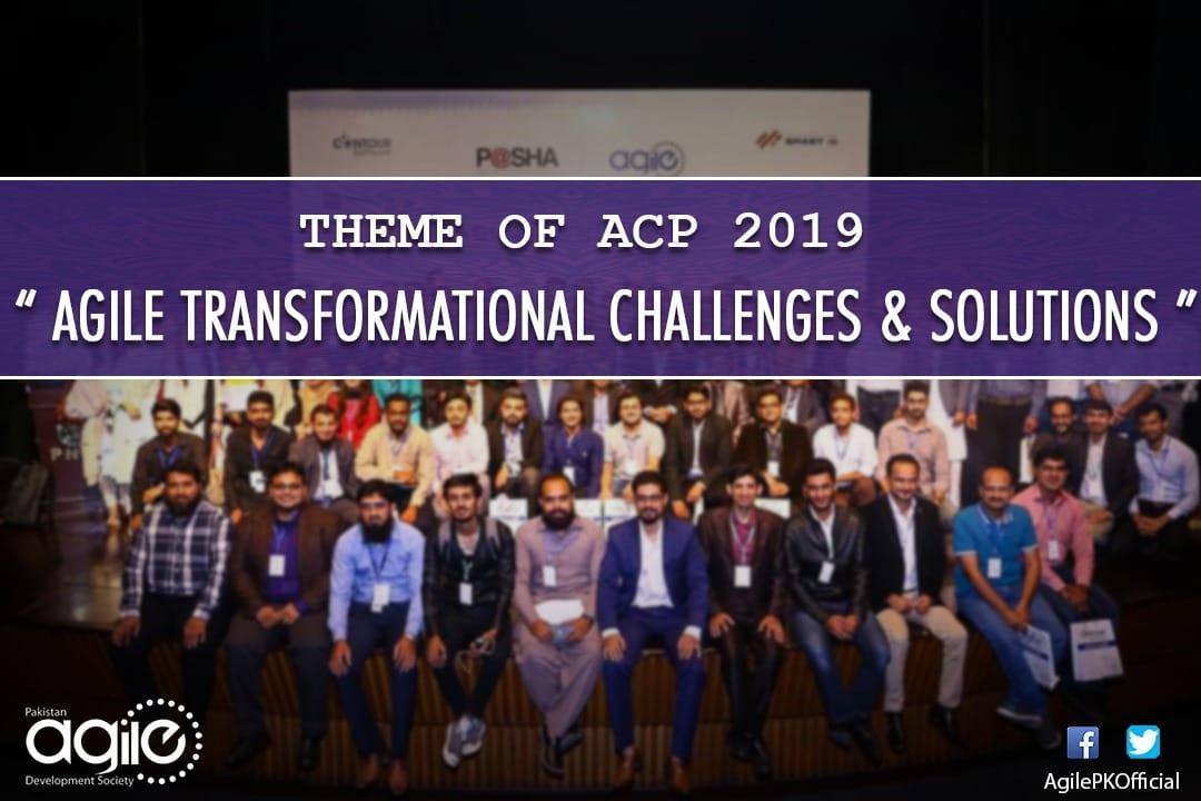 PK:2019-11-16:ACP19 - Agile Conference Pakistan