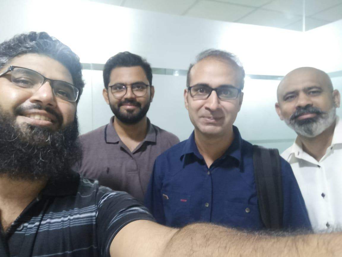 ISB:2019-09-26:9th Monthly Meet up