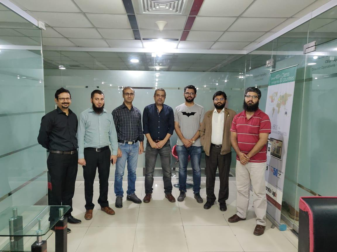 ISB:2019-10-10:Conference Preparation Team Meet up 2
