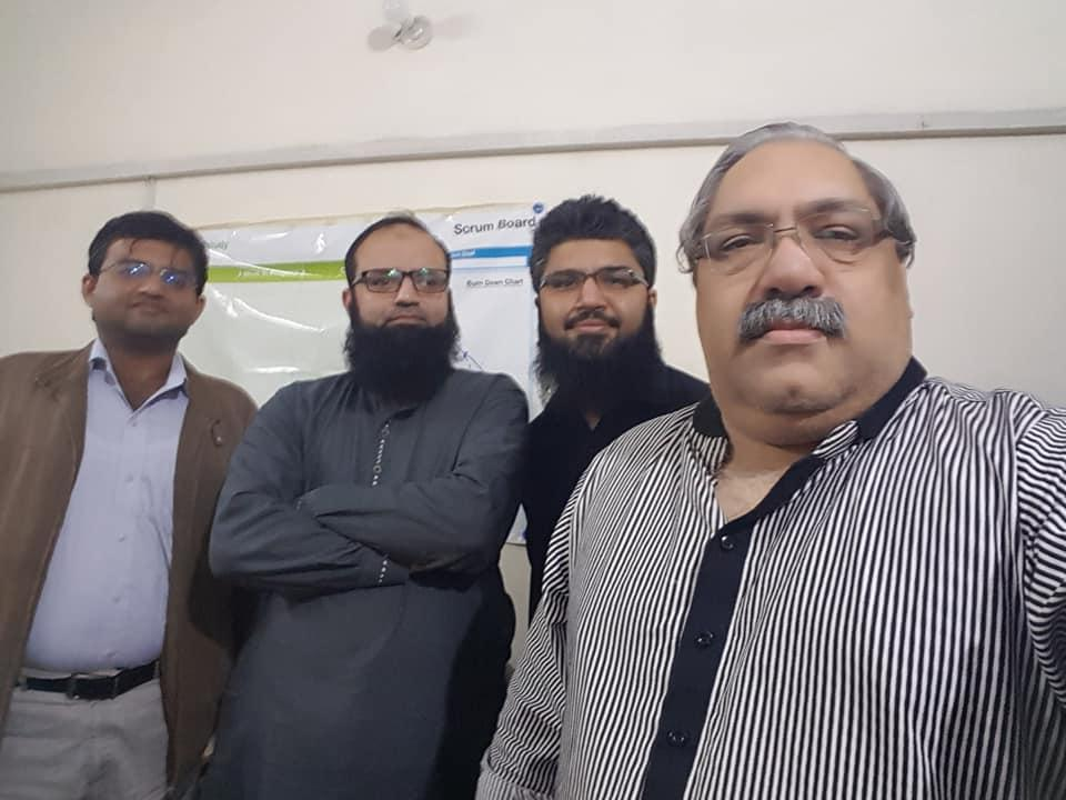ISB:2017-11-15:Meeting with Suhail Iqbal
