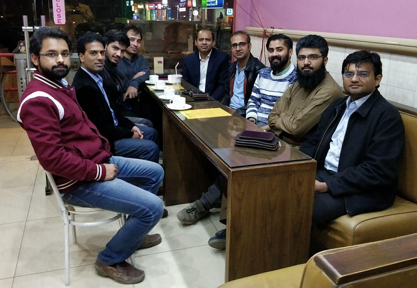ISB:2018-02-22:2nd Meetup
