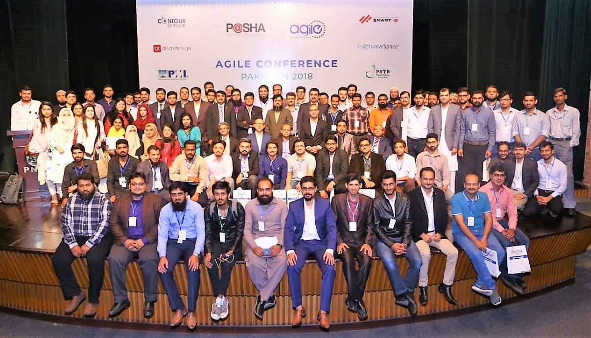 ACP18 Agile Conference Pakistan 2018