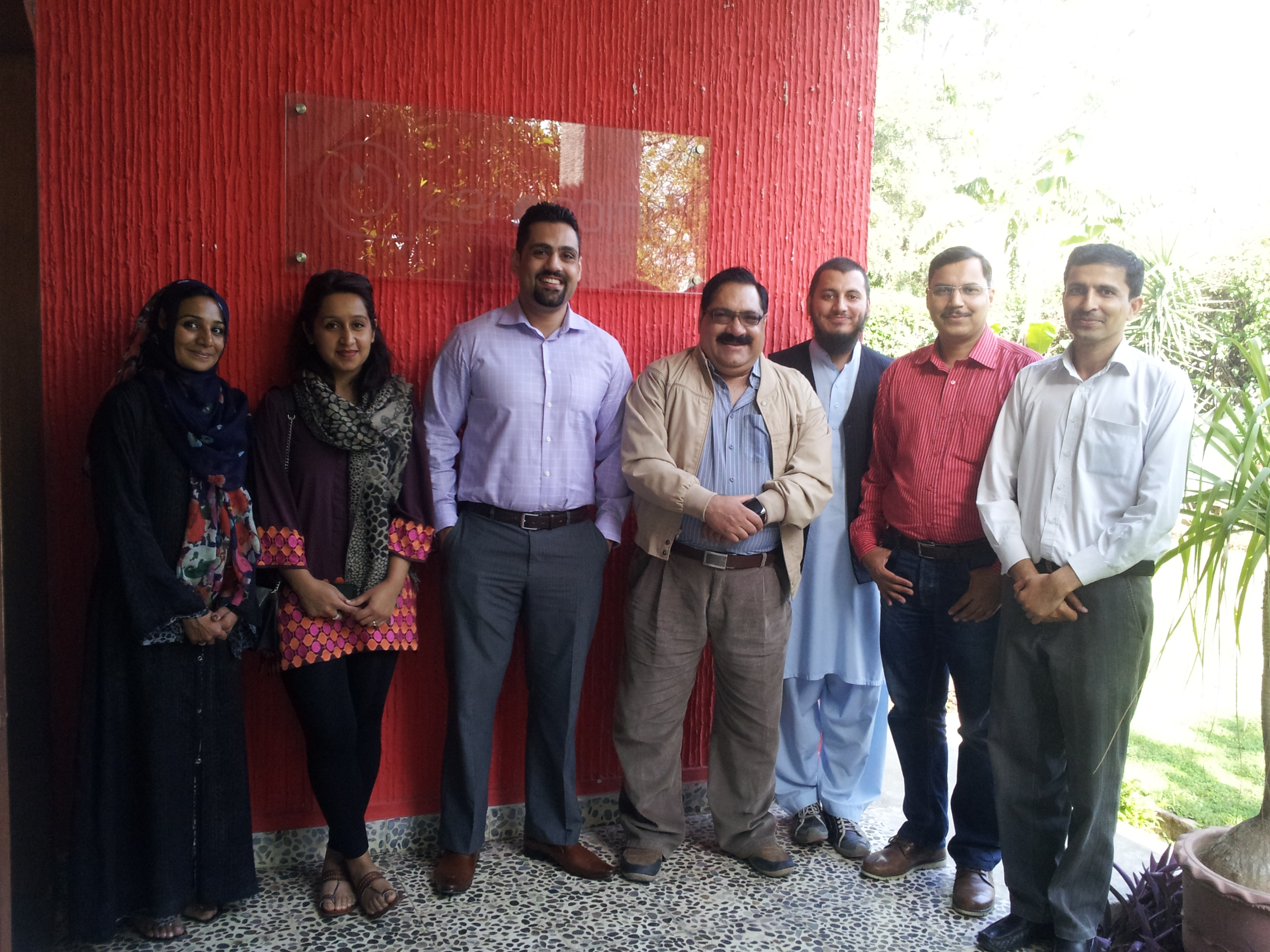 ISB:2015-04-04:Core Committee Meeting with Suhail Iqbal and Bilal Iqbal