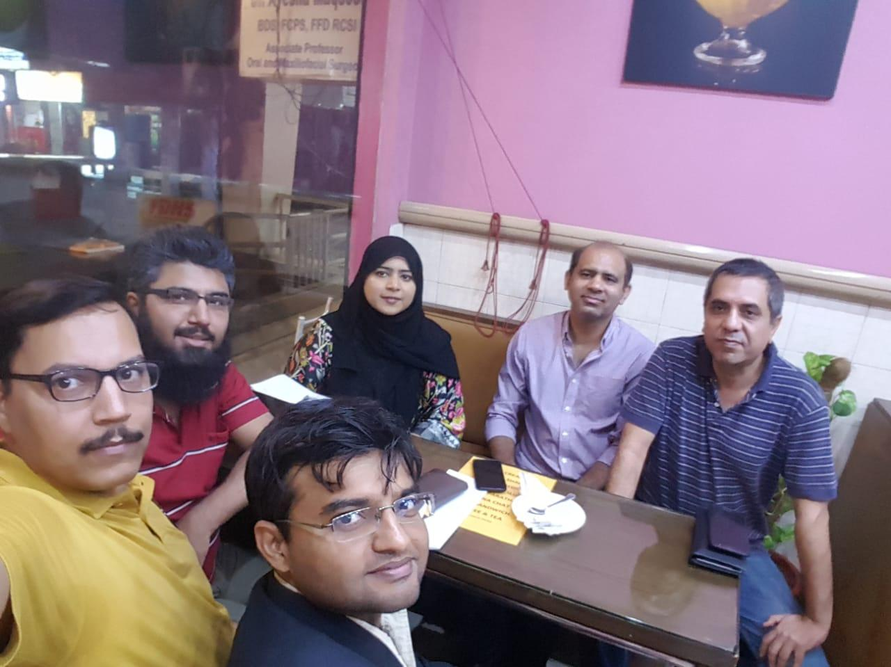 ISB:2018-06-28:6th Meet up