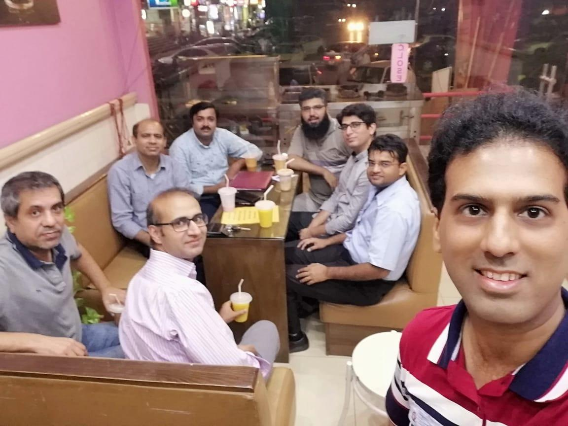 ISB:2018-05-26:7th Core Committee Meeting