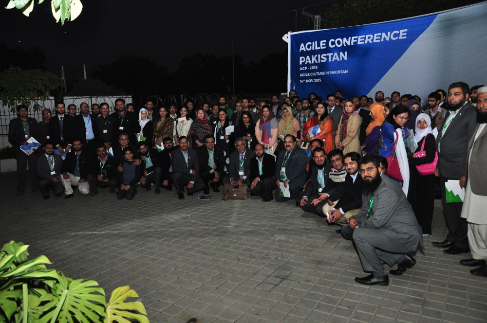 Agile Conference Pakistan ACP2015