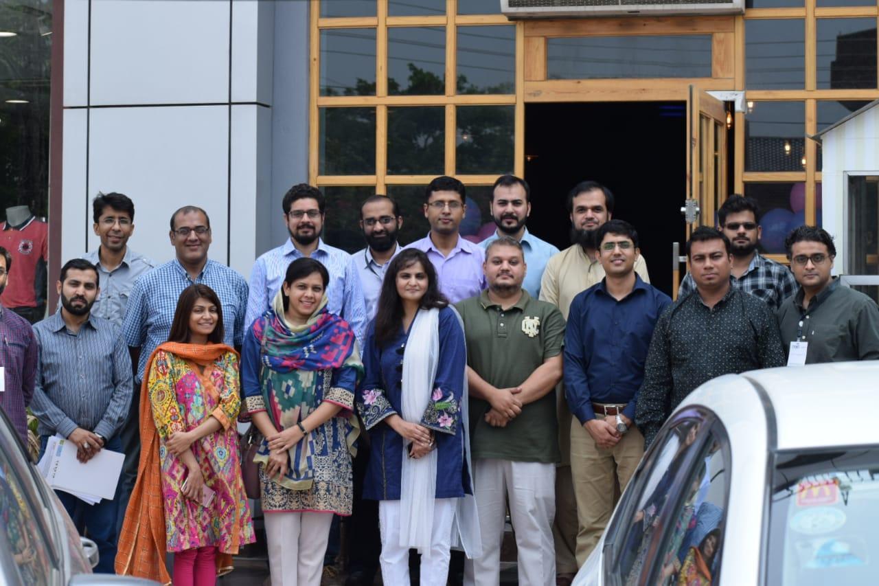 Req Pre Req (Session by Lahore Team)